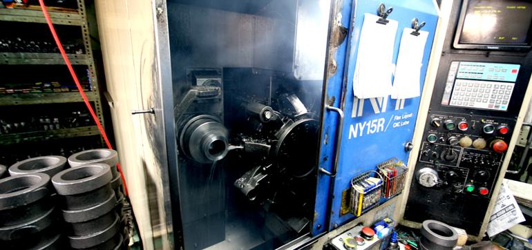 可鍛鋳鉄、鋳物なら亜鉛、アルミ、砲金他|ミシマ鋳物工業